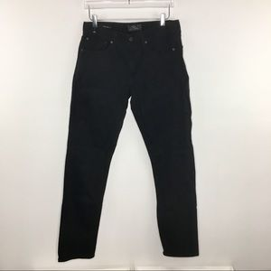 Lucky Brand Black soft Jeans 121 Heritage Slim